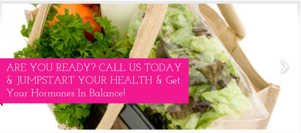 Hormonal Balance Health Coach